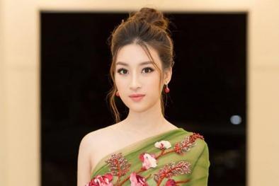 Mải miết luyện tập trước thềm Miss World, HH Đỗ Mỹ Linh đã cải thiện sắc vóc đến 'chóng mặt'