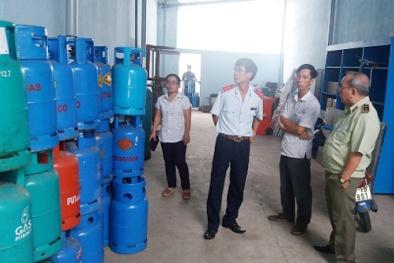 Tăng cường kiểm tra, xử lý vi phạm trong kinh doanh khí dầu mỏ hoá lỏng
