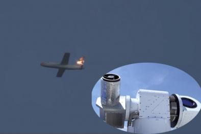 'Toát mồ hôi' trước độ 'bá đạo' của vũ khí Mỹ khi thiêu rụi 5 máy bay một lúc