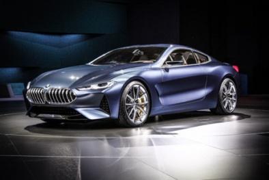 Có gì đặc biêt ở siêu phẩm BMW Series-8 sắp ra mắt?