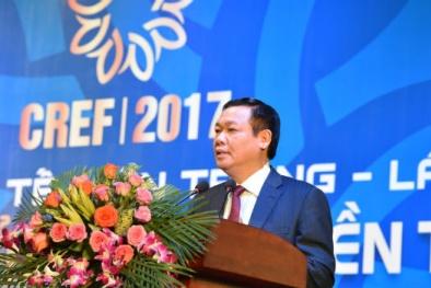 Phó thủ tướng Vương Đình Huệ: Không thể phát triển mà không gian kinh tế chia cắt