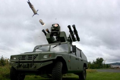 Vũ khí diệt mục tiêu nhanh và chính xác nhất thế giới khiến mọi đối thủ 'chết chắc'