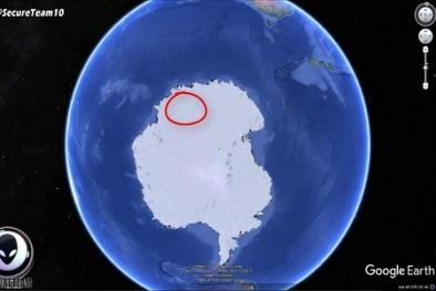 Bí ẩn vật thể đường kính 243km dưới lớp băng dày ở Nam Cực