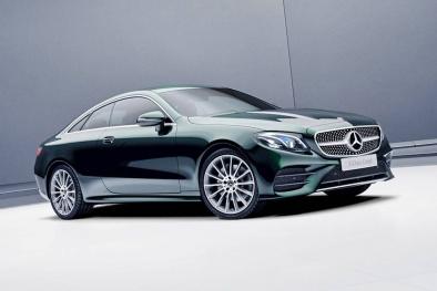 Dự kiến 3,1 tỷ đồng tại Việt Nam, Mercedes-Benz E 300 Coupe 2018 có gì đặc biệt?