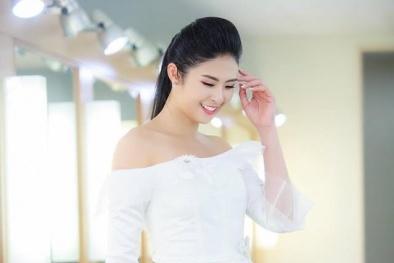 Hoa hậu Ngọc Hân bất ngờ thổ lộ 'Tình yêu đầu tiên' khiến nhiều người ngây ngất