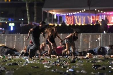 Tin mới nhất vụ xả súng đẫm máu nhất lịch sử nước Mỹ