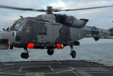Vũ khí 'mèo rừng' thể hiện độ 'bá đạo' trên biển khiến đối phương sợ hãi
