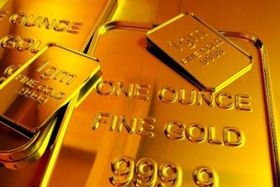 Giá vàng trong nước ngày 3/10: Tiếp tục giảm xuống mức đáy nhiều tuần qua
