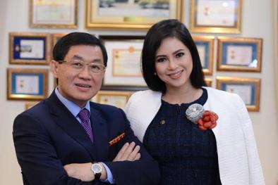 Hai đại gia Việt 'chiều' vợ nhất: Chuyển gần hết cơ nghiệp nghìn tỷ cho vợ
