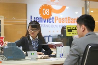 LienVietPostBank chào sàn sàn UPCoM với giá tham chiếu 14.800 đồng/cổ phiếu
