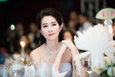 Bí quyết trang điểm đẹp rạng ngời trong ngày cưới như hoa hậu Đặng Thu Thảo