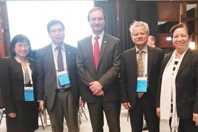 Cuộc họp Đại hội đồng ISO lần thứ 40: Phát triển bền vững trong một thế giới kết nối