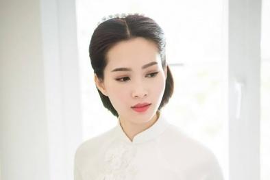 Hôm nay, HH Đặng Thu Thảo là cô dâu xinh nhất Việt Nam với loạt ảnh cưới khiến fans nức lòng