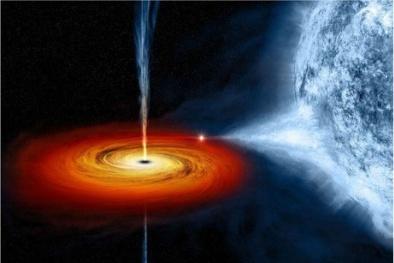 Lý giải 'rùng mình' vật bí ẩn bay ra từ hố đen vũ trụ vừa được NASA phát hiện
