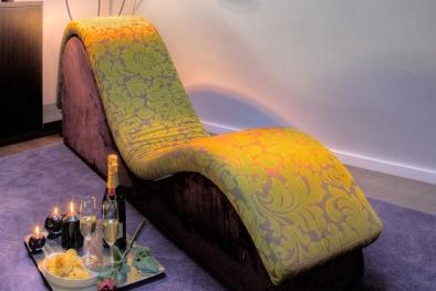 Nhiễm nấm và tạp khuẩn vùng kín vì ham hố ghế tình yêu Tantra
