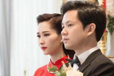 Những hình ảnh siêu lung linh về 'đám cưới thế kỉ' của HH Đặng Thu Thảo và doanh nhân Trung Tín