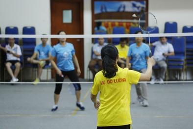 Tổng cục TCĐLCL khai mạc giải thể thao kỷ niệm ngày giải phóng Thủ đô