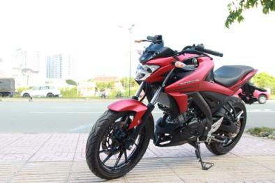 Xe côn tay Yamaha FZ150i 2017 về Việt Nam hơn 70 triệu đồng có gì hay?