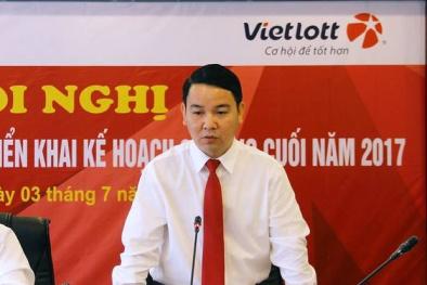 Ông Tống Quốc Trường - Tổng giám đốc Vietlott đột ngột xin từ chức