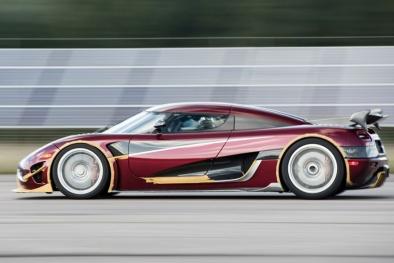 Soán ngôi 'ông hoàng tốc độ' Bugatti Chiron, Koenigsegg Agera RS hấp dẫn cỡ nào?