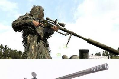 Vũ khí 'thần bắn tỉa' diệt mục tiêu nhanh nhất thế giới khiến đối thủ lạnh gáy