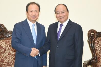 Samsung muốn làm viễn thông ở Việt Nam