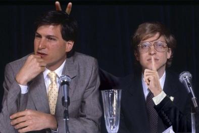 Steve Jobs để lại bài học gì cho Bill Gates?