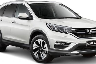 Giảm giá sốc khuyến mại khủng, Honda CR-V trở thành mẫu crossover bán chạy nhất