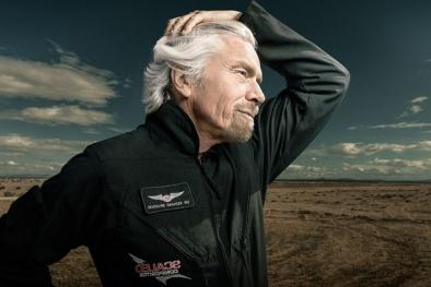 Tỷ phú Richard Branson: 'Bí quyết' thành doanh nhân không thể bị đánh bại