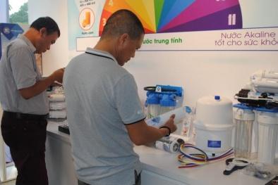 Ứng dụng công nghệ Nano bạc Bacinix cho máy lọc nước