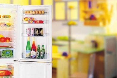 Cảnh báo: Ngộ độc thực phẩm do ăn đồ thừa cất trong tủ lạnh