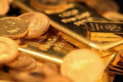 Giá vàng hôm nay ngày 12/10: Vọt tăng mạnh, đứng ở mức cao nhất cả tháng qua