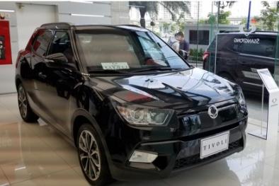 Thương hiệu ôtô Hàn Quốc giới thiệu 4 dòng SUV mới tại Việt Nam