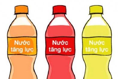 Cảnh báo: Đồ uống tăng lực có thể gây hại nghiêm trọng cho sức khỏe