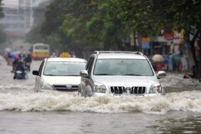 Tài xế cần chú ý những hỏng hóc này ô tô sẽ thường gặp phải trong mùa mưa