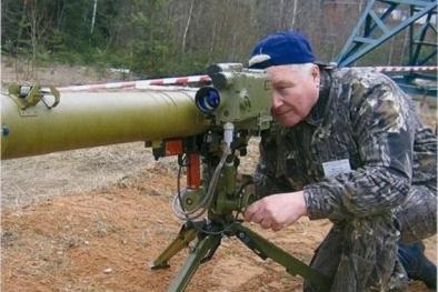 'Khóc thét' trước uy lực khủng khiếp của vũ khí 'hỏa thần' Nga