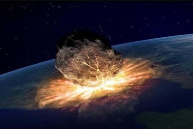 Trái Đất có thể sẽ 'nổ tung' vào năm 2079 do một tiểu hành tinh đâm trúng