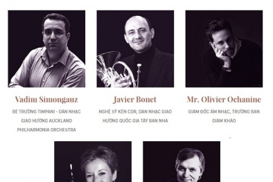 Sun Symphony Orchestra: Thêm cơ hội cho nhạc cổ điển Việt Nam