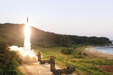 Vũ khí 'sát thủ diệt pháo' thổi bay một một vùng rộng lớn 'dễ như trở bàn tay'