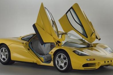'Chiêm ngưỡng' chiếc siêu xe chỉ thay một bộ lốp đã mất 1,13 tỷ đồng