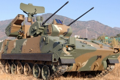 Hàn Quốc lập 'lá chắn' với vũ khí 'bảo bối' có uy lực đáng sợ