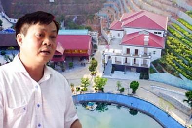 Ông Phạm Sỹ Quý kê khai thiếu 1 ngôi nhà cùng hàng nghìn m2 đất