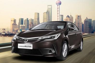Lý do Toyota giảm mạnh cho ô tô 'hot' Altis, về mốc 600 triệu đồng