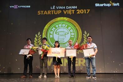 Dự án Nấm Tươi Cười của cô gái sinh năm 84 giành quán quân Startup Việt 2017