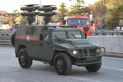 Vũ khí 'hổ chiến trường' của Nga có thể 'nghiền nát' mọi mục tiêu trong tích tắc