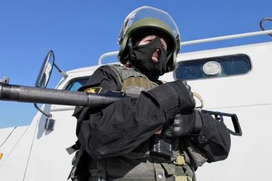 Đặc nhiệm Nga 'bá đạo' với vũ khí 'thần chết' bắn đạn dưới tốc độ âm thanh