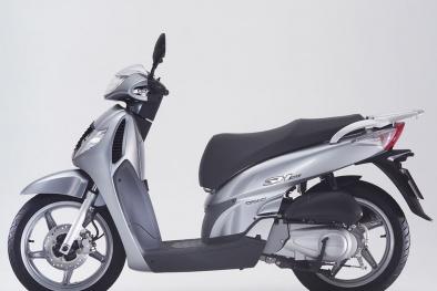 Thị trường xe máy Honda cuối năm: Xe tay ga bắt đầu bị đẩy giá lên cao