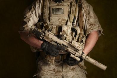 Vũ khí không thể thiếu của đặc nhiệm Mỹ có uy lực khủng khiếp đến đâu?