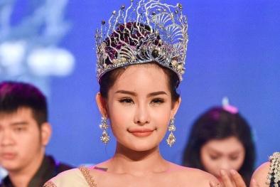 Người đẹp Tiền Giang từng phẫu thuật thẩm mỹ mũi đăng quang tân Hoa hậu Đại dương 2017