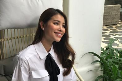 Phạm Hương đẹp 'hút hồn' trong clip quảng bá du lịch Đà Nẵng chiếu dịp APEC